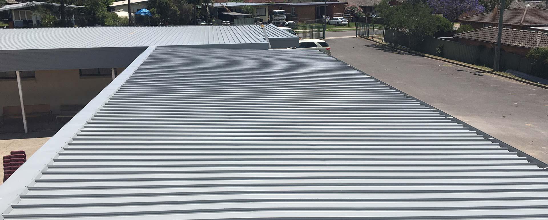 roof restoration sydney